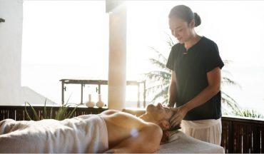 Os benefícios da massagem, além do simples relaxamento