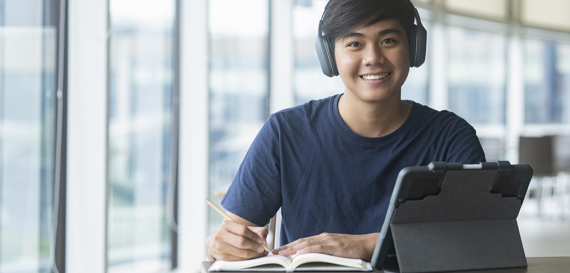Estude onde e quando você quiser!